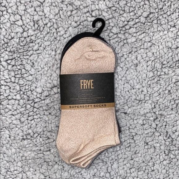 Frye No-Show Socks - 5 Pairs